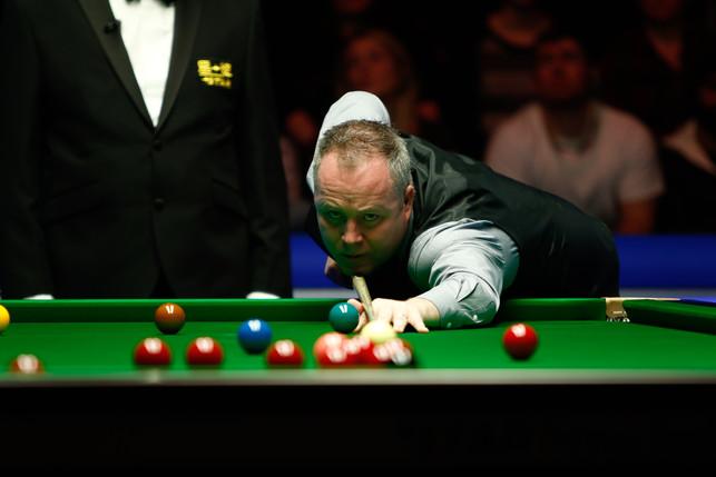 Scottish Open Snooker Championships 2016