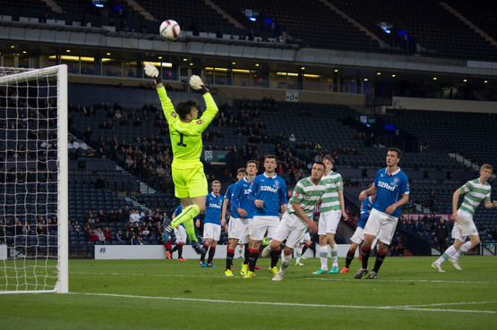 The Little Bigshot SFA Youth Cup Final