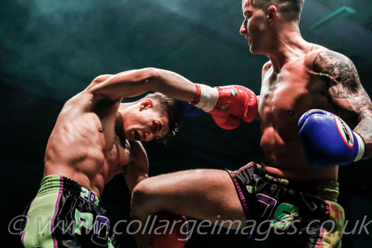 Power Of Scotland Muai Thai Boxing