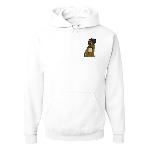 Covid Come Up Hoodie