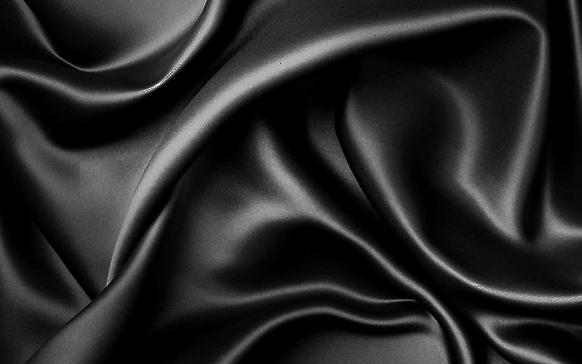 Feuille de soie transparente