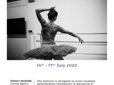 Vocational Seminar July 2020