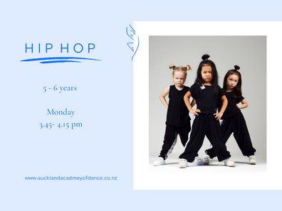 New Class - Junior Hip Hop