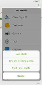 ServiceGuru ServiceM8 Photos App