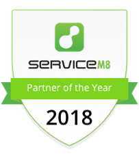 ServiceGuru ServiceM8 Partner of the Year Shield