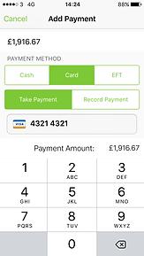 ServiceGuru ServiceM8 Payment App