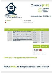 ServiceGuru ServiceM8 Invoicing