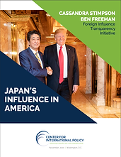 Japan's Influence in America