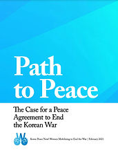 Path to Peace: The Case for a Peace Agreement to End the Korean War
