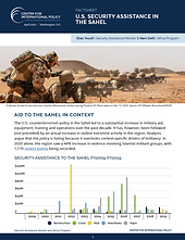 U.S. Security Assistance in the Sahel