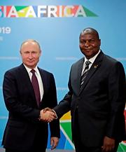 U.S. Africa Policy Monitor June 22, 2021
