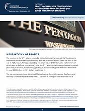 Factsheet: Profits of War