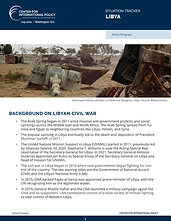 Libya Situation Tracker