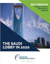 The Saudi Lobby in 2020
