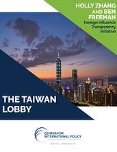 The Taiwan Lobby