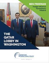 Report: The Qatar Lobby in Washington