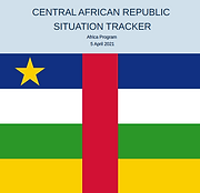 Central African Republic Situation Tracker