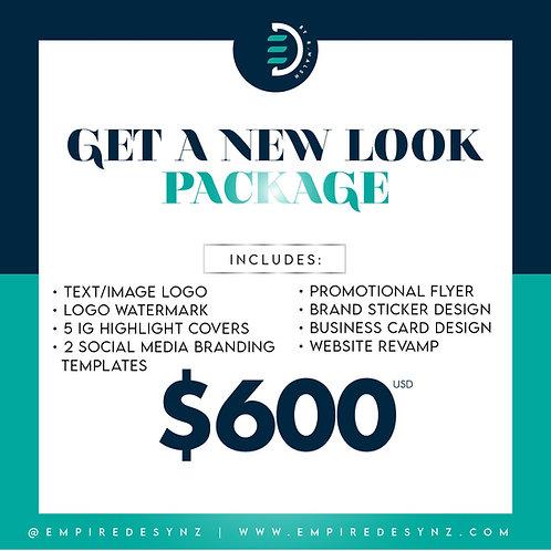 Get a NEW LOOK!