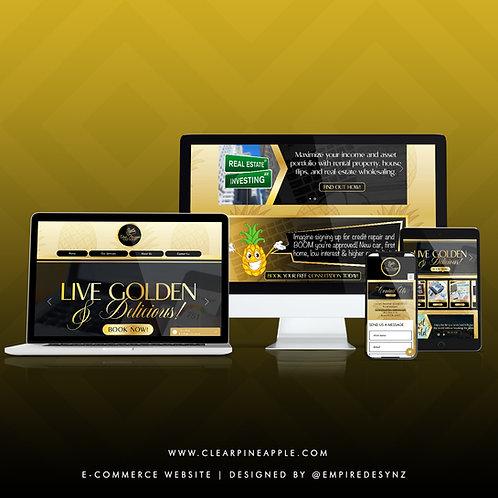 Full Wix Website Design