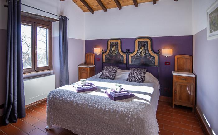Frantoio slaapkamer 1