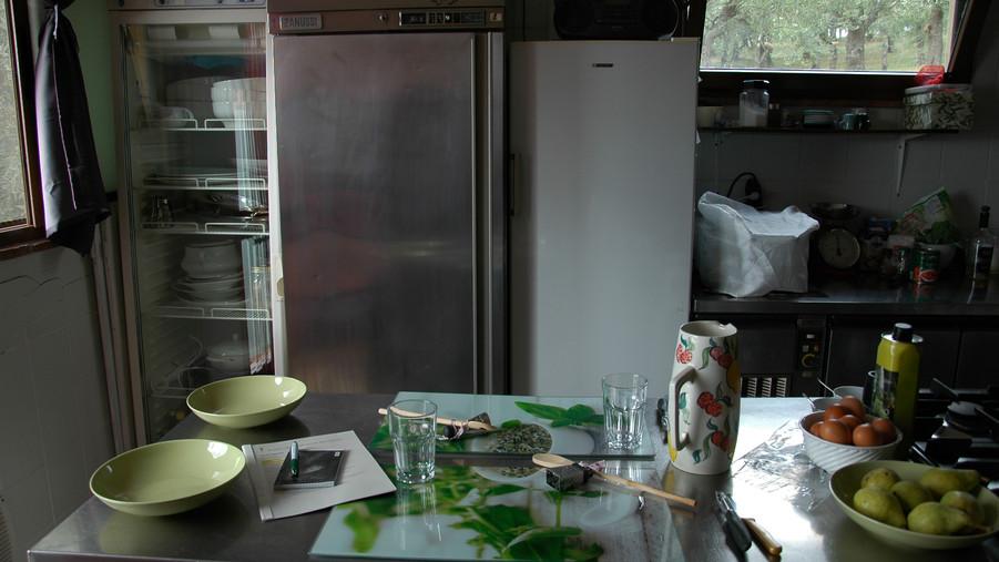 kookles bij Heleen