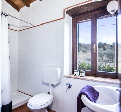 Frantoio badkamer