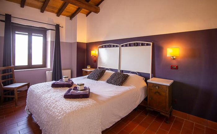 Frantoio slaapkamer 2