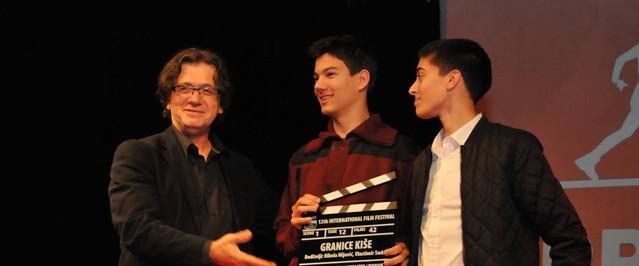 "International Film Festival ""First Frame"""