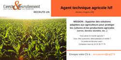 CDI Agent technique agricole (49)