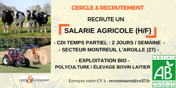 CDI TP Salarié agricole (27)