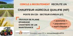 CDI Chauffeur agricole (27)