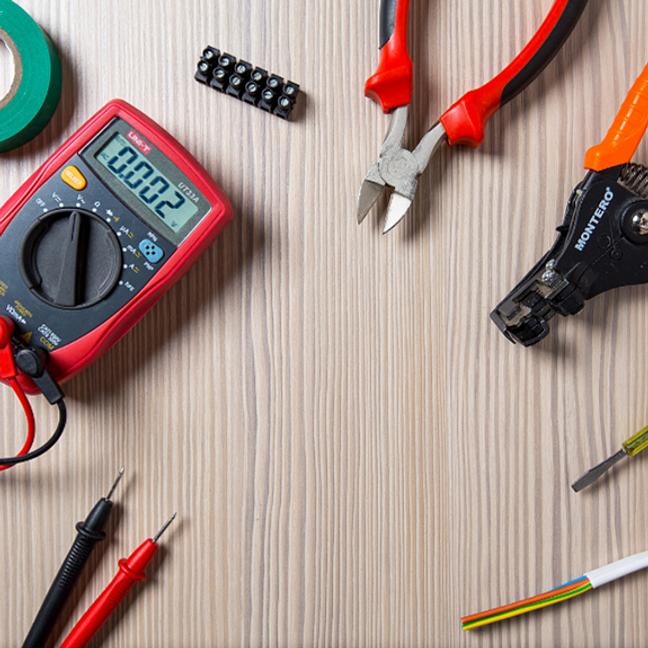 verification installation electrique q18 risques coffret