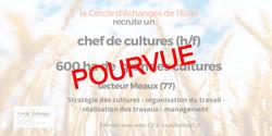 CDI Chef de cultures (77)