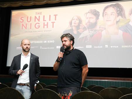 THE SUNLIT NIGHT by David Wnendt celebrates German cinema release