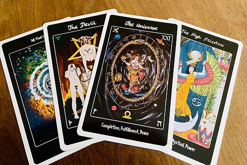 Raffa Tarot Cards