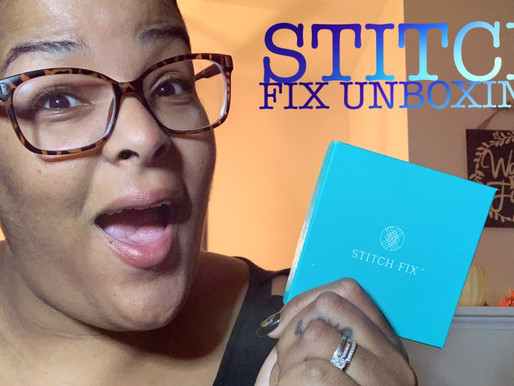 Stitch Fix Unboxing!
