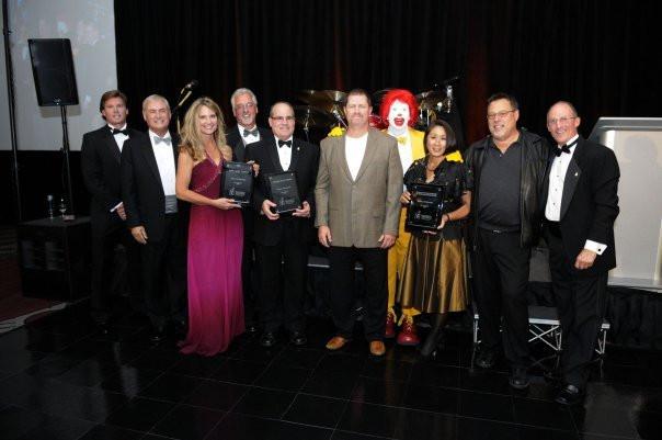 Portlands RMHC Partners of Distinction Award 09