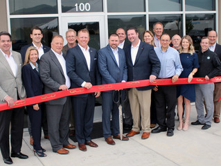 QCD Hosts Ribbon Cutting for New DC in Salt Lake City