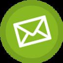 Circular Mail Icon