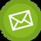 円形のメールアイコン