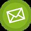 Circolare icona della posta