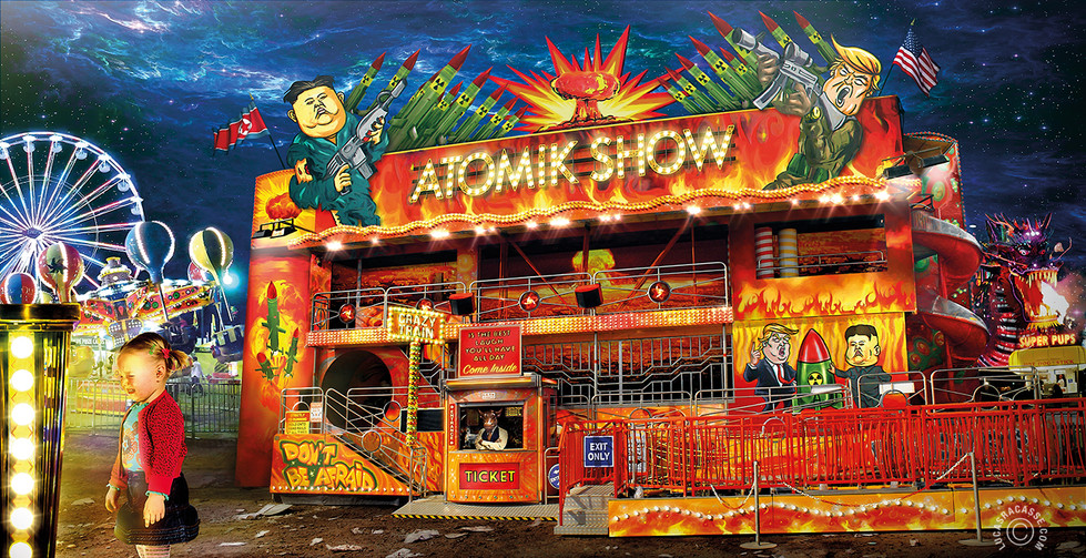 041 #Atomic Fair / 2017