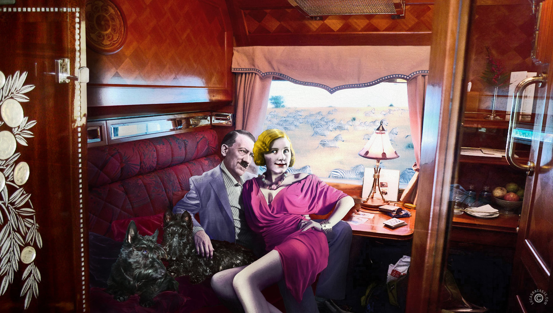 Adolphe & Eva