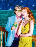 Marcel & Anne-So sea-cruise — 2000