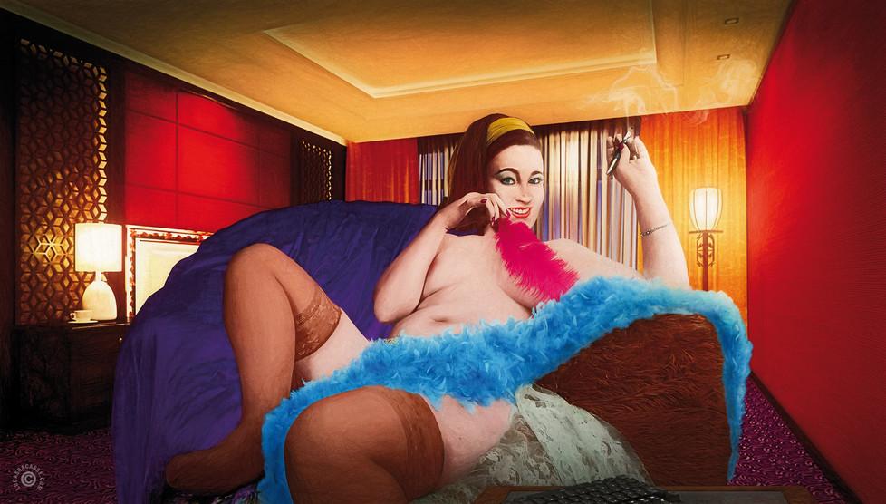 6 — Lady Ginger