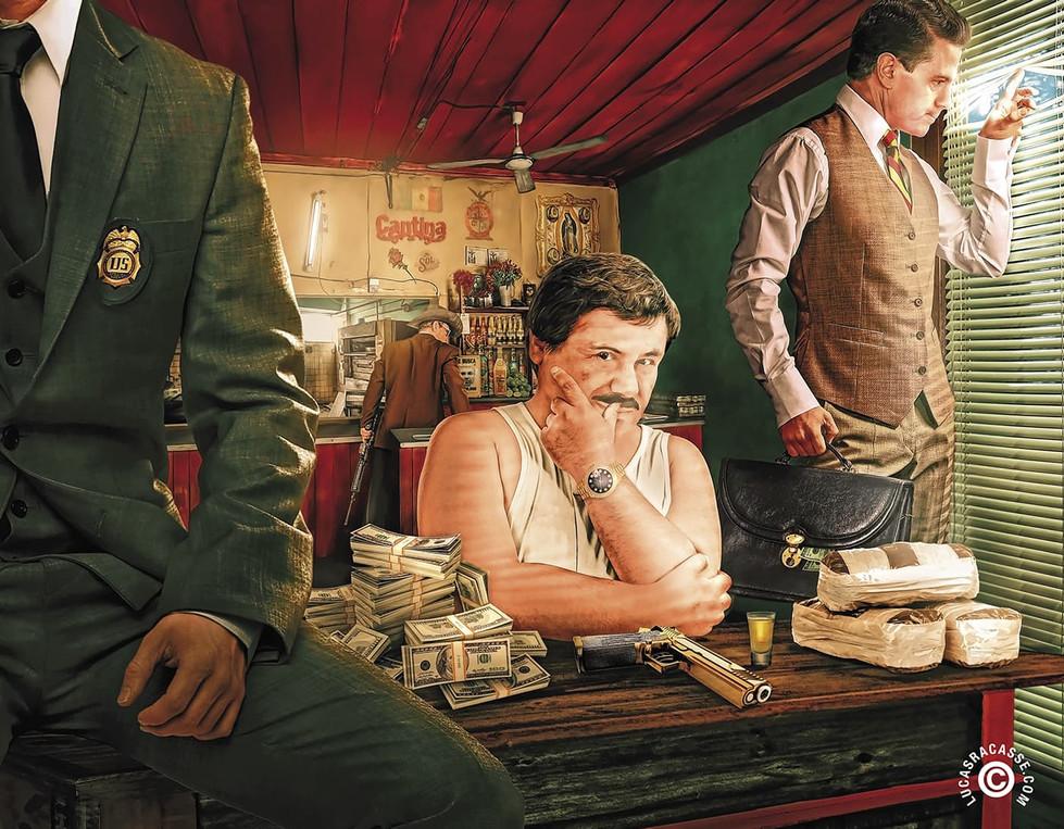 Joaquín «El Chapo» Guzmán