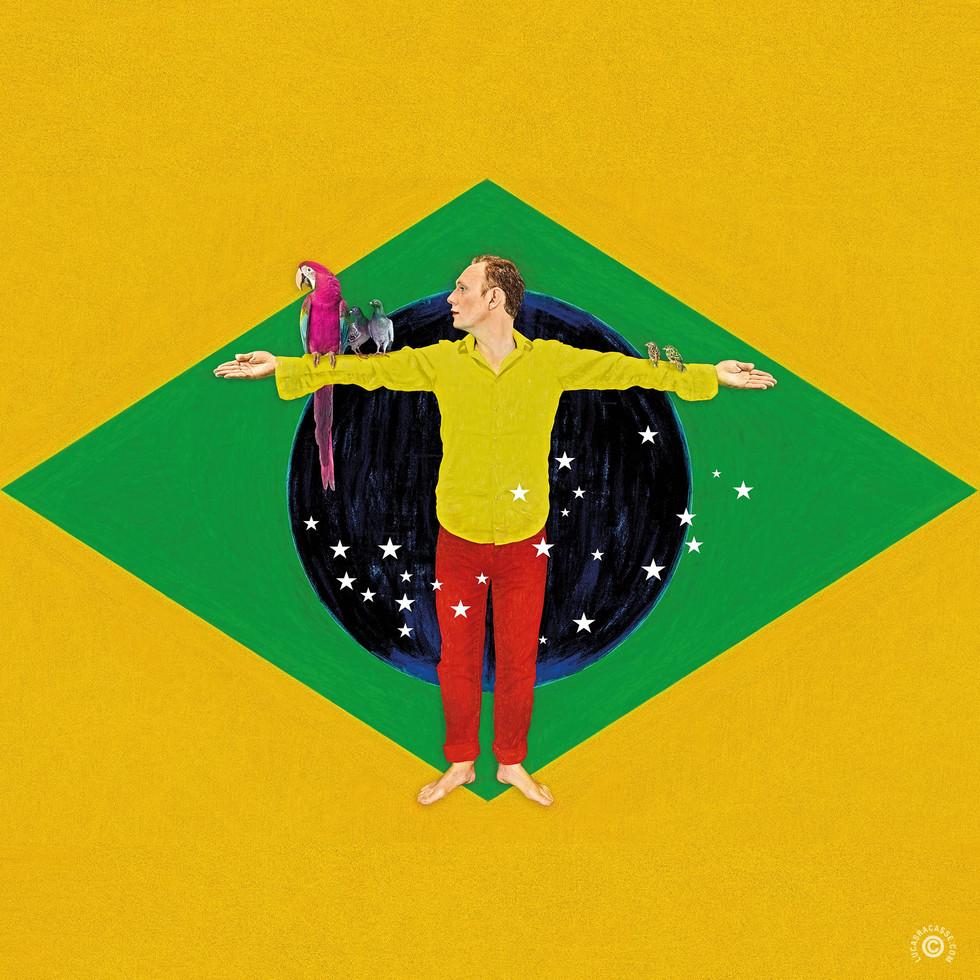 Un Belge à Rio