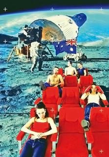 Legs on the moon — 1999