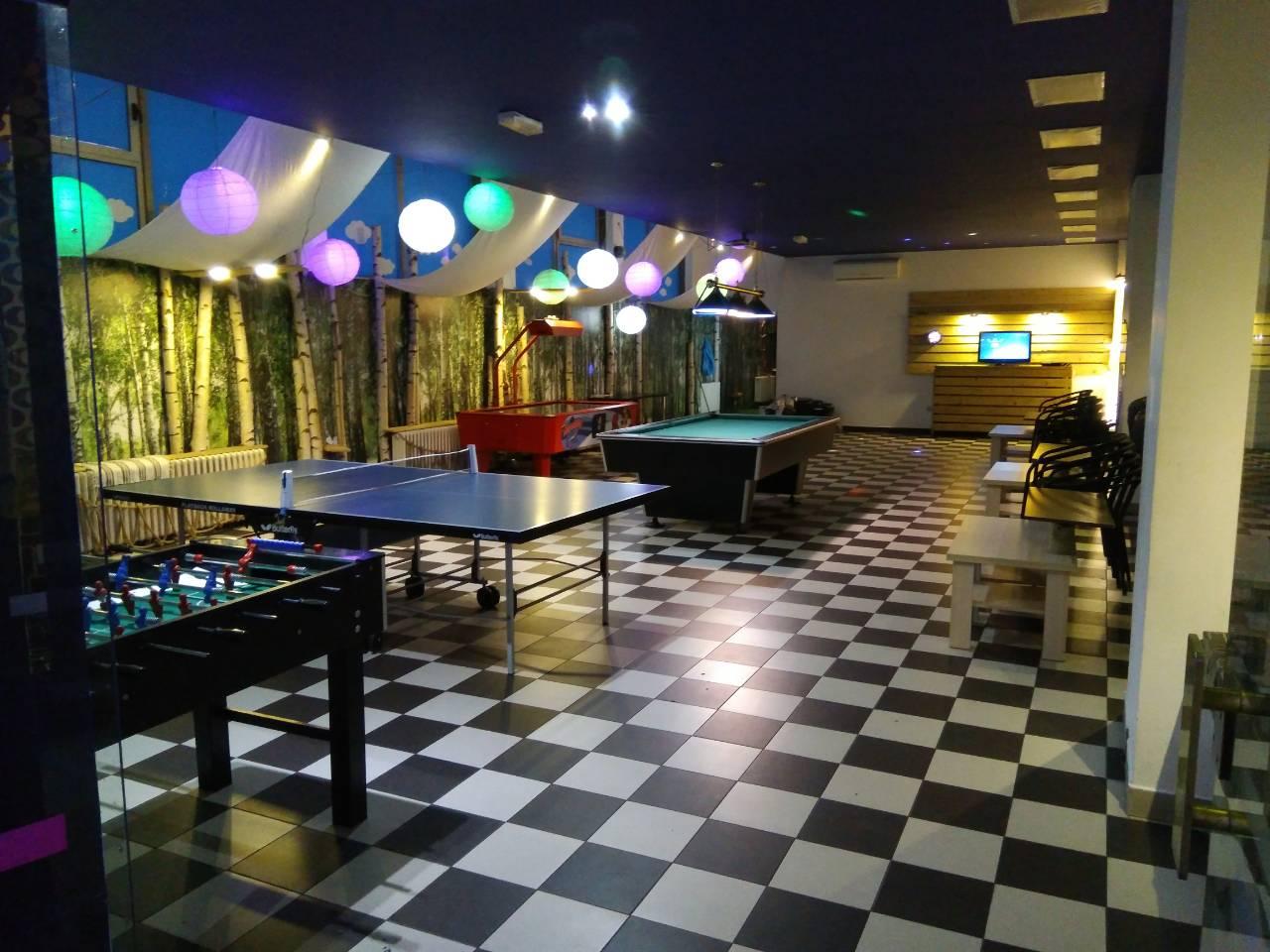 Parteen teenage club Beograd