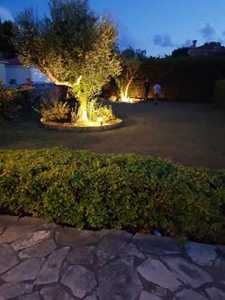 Villa Katirinia garden